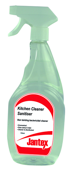 Clean up with Jantex