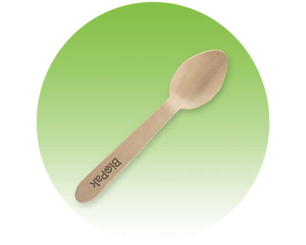 canuba wax compostable spoons
